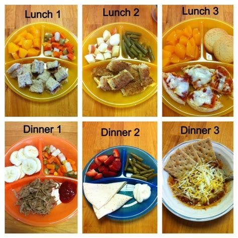 preschool lunch ideas for picky eaters pin by sams on baby toddler meals meals meals 440