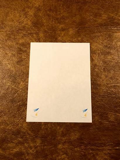 Paper Fold Airplane Bpa Fly Step Folding