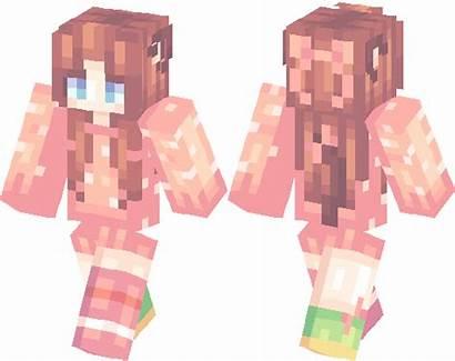 Skin Strawberry Minecraft Pajamas Skins Hub