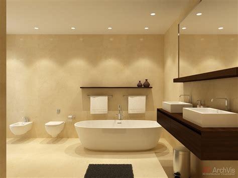 Neutral Bathroom Colors Schemes by Neutral Bathroom Basins Bidet Interior Design Ideas