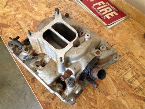 Find Edelbrock 5486 Performer Buick V6 Intake Manifold