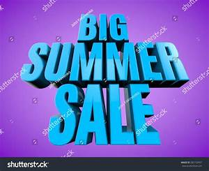 giant 3d letters big summer sale colorful purple blue With giant 3d letters for sale
