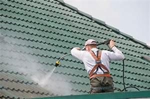 Nettoyage Toiture Karcher : nettoyage de toiture comment bien entretenir son toit en tuile ou ardoise ~ Dallasstarsshop.com Idées de Décoration