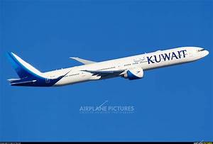 9K-AOC - Kuwait Airways Boeing 777-300ER at London ...
