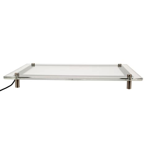 light table for tracing ultra thin led stencil tracing light box table ebay