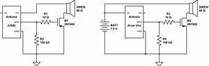 How To Power A 6-14v Piezo From An Arduino