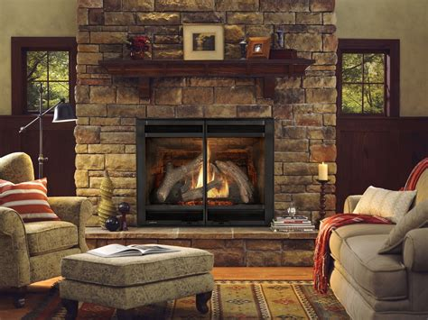 Direct Vent Gas Fireplaces  The Chimney King Of New England