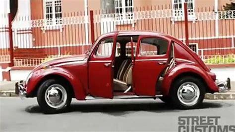 Vintage Old Vw Beetle Four Door 1960 Vw Fusca Old Four