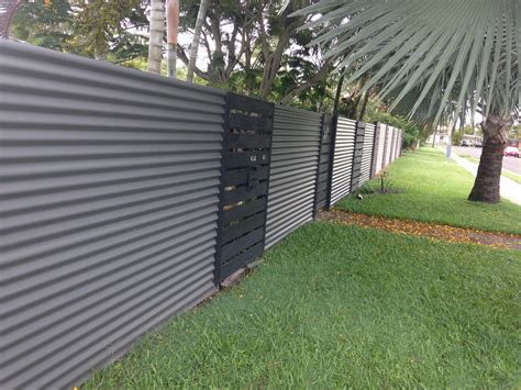 corrugated metal fence notes for kars the architect