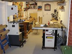 One Car Garage Workshop Layout - by PapaFran @ LumberJocks ...