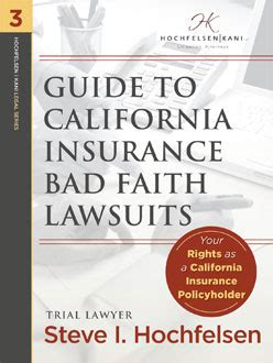 California has extensive regulations involving insurance fair claim practices and the settlement of disputes. Bad Faith Insurance Lawyers   Orange County, CA 714.907.0697