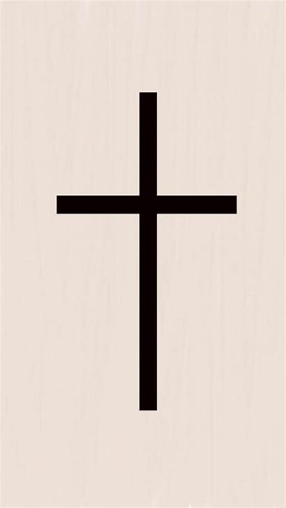 Cross Simple Clip Clipart Iphone Crosses Plain
