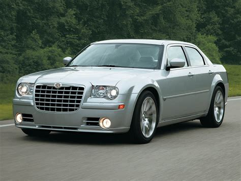 The Chrysler by 2005 Chrysler 300c Srt8 Review Supercars Net