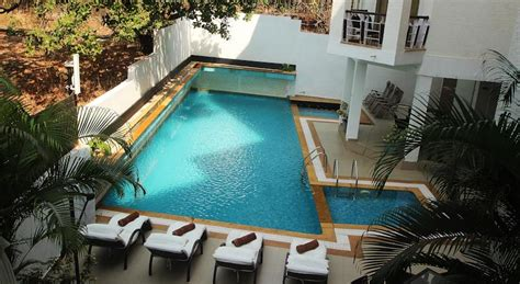 Тур в Индия в Вагатор с отдыхом в отеле Living Room Goa