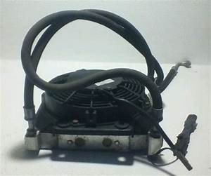 Find 2003 Polaris Trail Boss 330 Engine Oil Cooler  Lines   U0026 Cooling Fan Assy  03 Motorcycle In