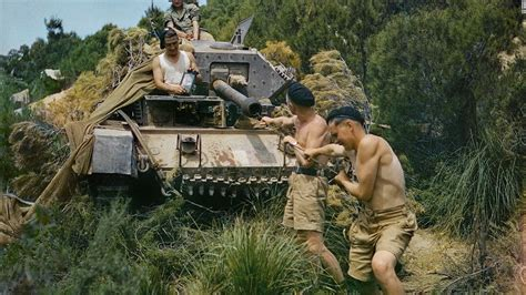 world war 2 in color color ww2 t