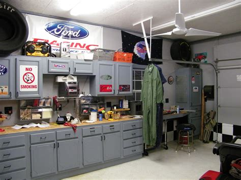 ford truck my garage or cave garage tool