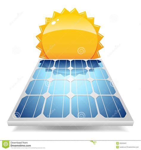 panneau solaire image stock image 20533461