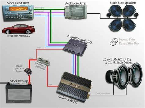 Car Sound System Diagram Gallery For Xcbxecar