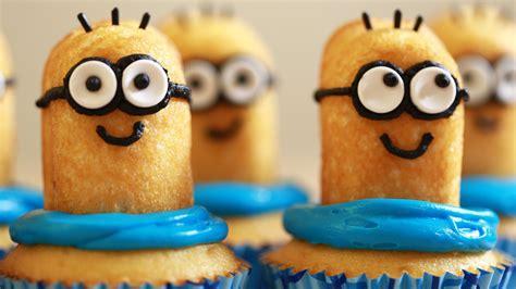 despicable  minion cupcakes sparklette