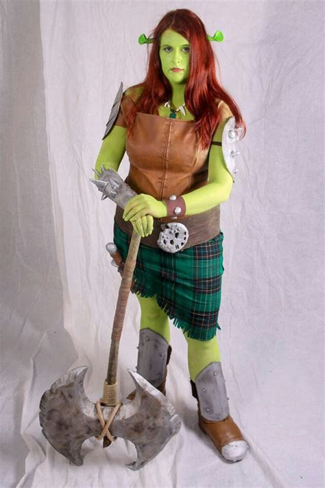 17 Best Images About Cosplay Ideas Princess Fiona On