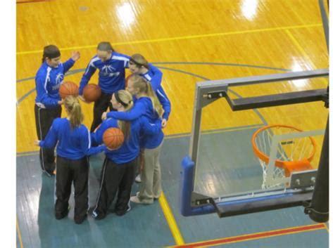 woodstock high school girls basketball activities