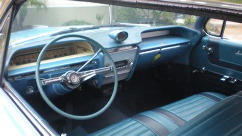 1961 Buick Lesabre 4-door Hardtop