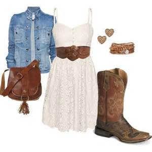 Country Concert Outfits for Girls