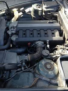 E34 525i Engine Compartment Diagram - E34 1988-1996