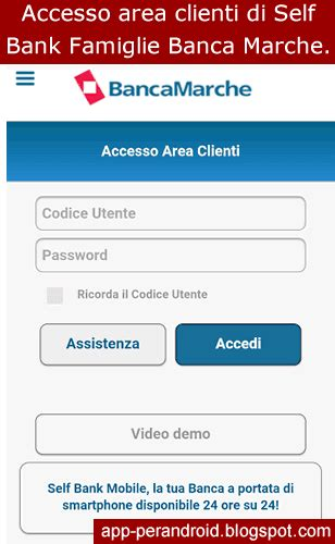 app android banca marche  bank