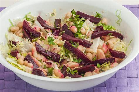 salade de mogettes et betteraves kilometre 0 fr