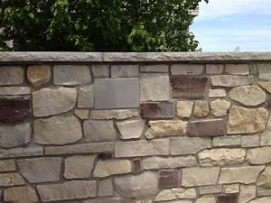 China castle stone wall mosaic exterior