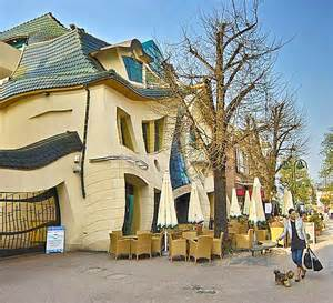 Crooked House Sopot Poland