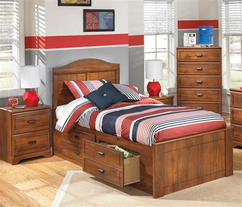 size bed with storage furniture stores chicago size storage bed 20025