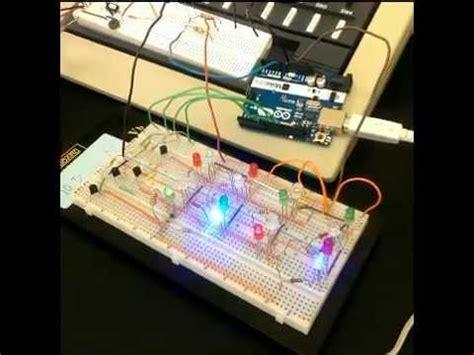 arduino 2015 led sound visualizer