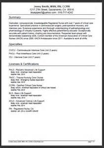 new grad nursing resume quotes