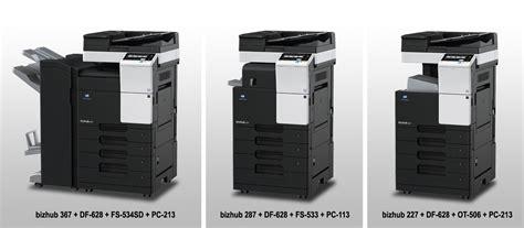 Bizhub 367 functionality box 1 printing black & white copying scanning faxing black & white. bizhub 367   Abadan