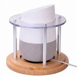 Acrylic Guard Stand for Google Home Fall Over Safe ...