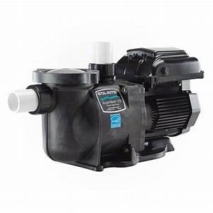 Sta-rite Supermax Vs Variable Speed Pump  230v