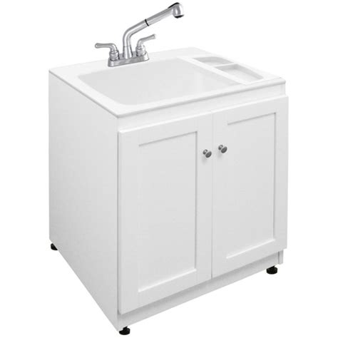 Utility Sink In Cabinet by Ldr Industries Utility Sink Cabinet Kit By Ldr