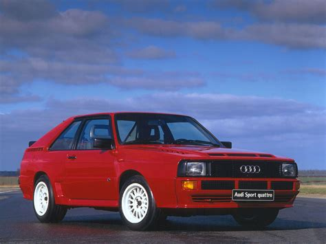 1984 Audi Sport Quattro Audi Supercarsnet