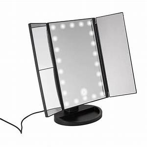 Spiegel Mit Led Licht : schminkspiegel mit led licht ~ Bigdaddyawards.com Haus und Dekorationen