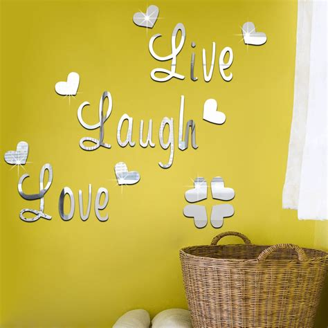 live laugh home decor creative live laugh craft bedroom kitchen home decor