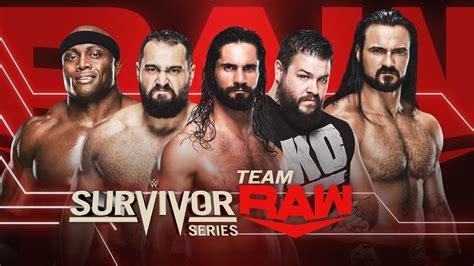 Renders Backgrounds LogoS: WWE SURVIVOR SERIES 2019 ...