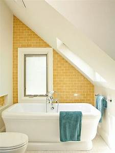 Badewanne Für Kleines Bad : freistehende badewanne unter dachschr ge ~ Michelbontemps.com Haus und Dekorationen