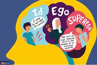 Ego Superego Freud Psychology Sigmund Psychoanalytic Psychoanalysis