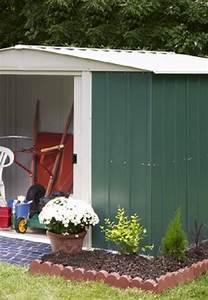 Abri De Jardin Metal 20m2 : comment monter son abri de jardin en m tal gamm vert ~ Melissatoandfro.com Idées de Décoration