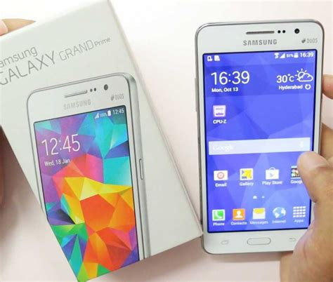Samsung Galaxy Grand Prime Mobile Phone - Price in ...