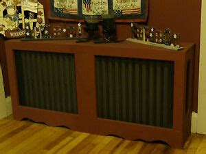 Im remodeling my house that has a tall wall furnace in the living room. Home Radiator Heater Cover Home Improvement Heating Decor | eBay