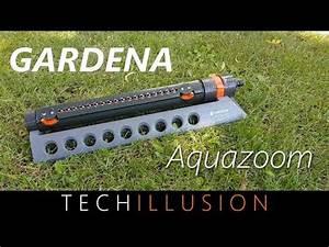 Gardena Aquazoom Reparieren : gardena aquazoom 350 viereckregner rasensprenger review ~ A.2002-acura-tl-radio.info Haus und Dekorationen